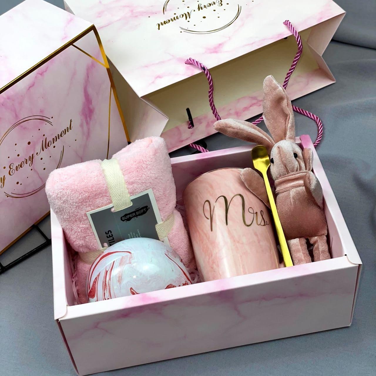 Крастибокс Подарунковий набір для дівчини