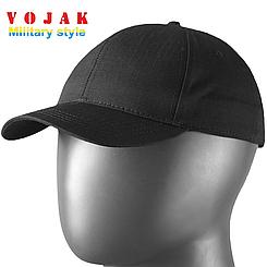 Бейсболка URBAN TACTICAL CAP Rip-Stop Black