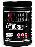 Жиросжигатель - Universal Nutrition FAT BURNERS /100 tabs