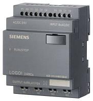 6ED1052-2HB00-0BA6 LOGO! 24RCo Логический модуль LOGO!6