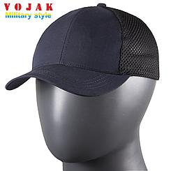 Бейсболка тактична з сіткою URBAN TACTICAL CAP Mesh Rip-Stop Dark Blue