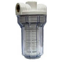 """Колба MIGNON Gusam 2P 5""""  три выхода (с многоразовым промывным картриджем, фильтр для очистки хол воды AquaKut"""