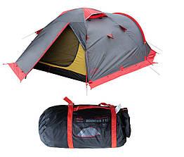 Палатка 3-х местная для экстремальных условий двухслойный Tramp Mountain TRT-023