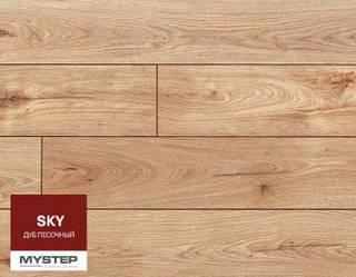 Ламінат My Step Sky 1380 x 159 x 10 мм Дуб Пісочний MS510