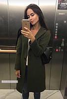 Пальто женское из кашемира, фото 1