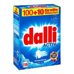 Dalli Activ концентрований універсальний пральний порошок без фосфатів XXL 7,15 кг
