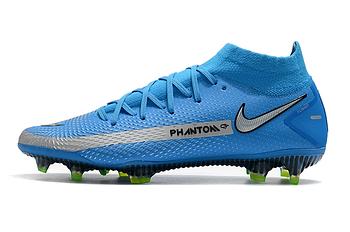 Бутсы Nike Phantom GT Elite DF FG blue
