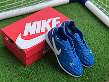 Футзалки Nike Tiempo Lunar Legend VII 10R IC  / бампы найк темпо/футбольная обувь