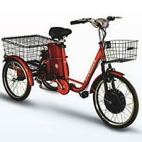 Трехколесный Электровелосипед 3-Cycl трицикл