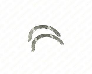 Опорний вкладиш колінчатого вала на Renault Trafic II 2006->2014 2.0 dCi - групи kolbenschmidt - 79384600