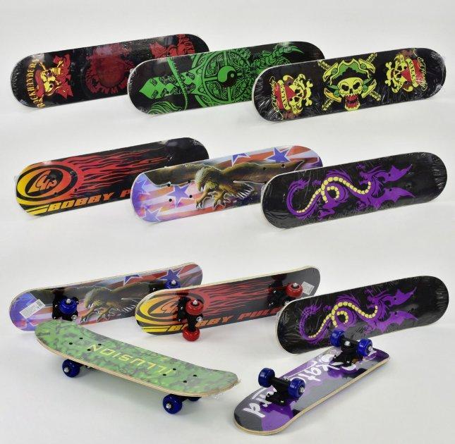 Скейт Дитячий Skate 65 див. Скейтборд для дітей 65см.