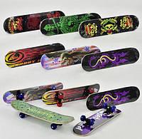 Скейт Дитячий Skate 65 див. Скейтборд для дітей 65см., фото 1