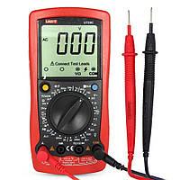 Мультиметр UNI-T UT33A+ Измерения: V, A, R