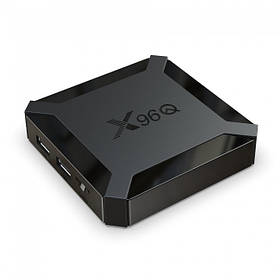TV приставка Allwinner X96Q H313, 2GB RAM, 16GB ROM, чорна