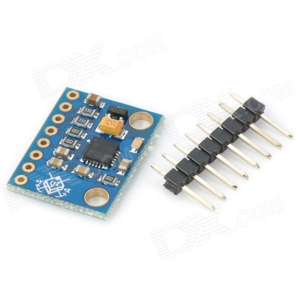 3-осьовий гіроскоп акселерометр GY-521, для Arduino