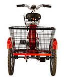 Трехколесный Электровелосипед 3-Cycl трицикл, фото 2
