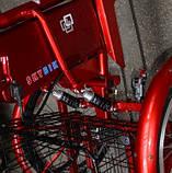 Трехколесный Электровелосипед 3-Cycl трицикл, фото 3