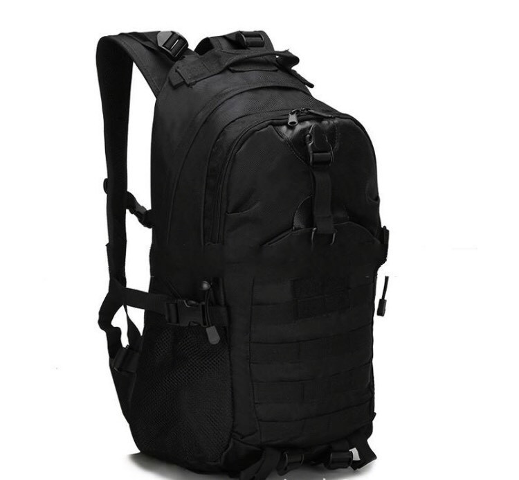 Рюкзак тактичний міської Molle Assault A19 чорний, 30 л