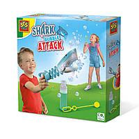 Игровой набор с мыльными пузырями Ses - Атака акулы (02265S)