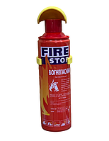Огнетушитель углекислотный Fire Stop FMS-25 0.5 кг. + крепления