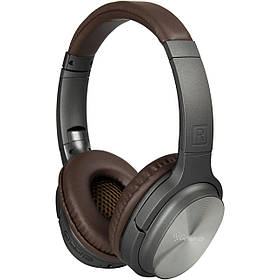 Stereo Bluetooth Headset Gelius Ultra Stem GL-HBB-0029 Black/Brown