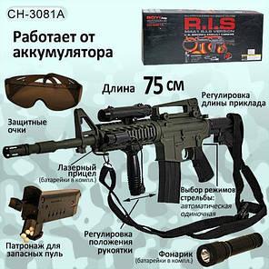 Автомат аккумуляторный M4A1 (Boyi CH 3081A), фото 2