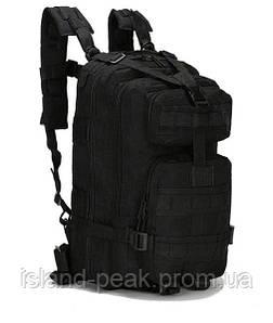 Тактический рюкзак TACTIC 25L.(black (oxf))