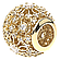 Шарм внутреннее сияние из золота 585 пробы , фото 2