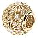 Шарм внутреннее сияние из золота 585 пробы , фото 3