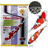 Корм для карпов Кои Hikari Friend Large (8-9мм) на развес