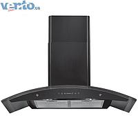 Декоративная кухонная вытяжка Ventolux Venezia 90 MR black (900 мм.)