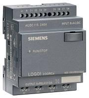 6ED1052-2FB00-0BA6 LOGO! 230RCo Логический модуль Siemens LOGO!6