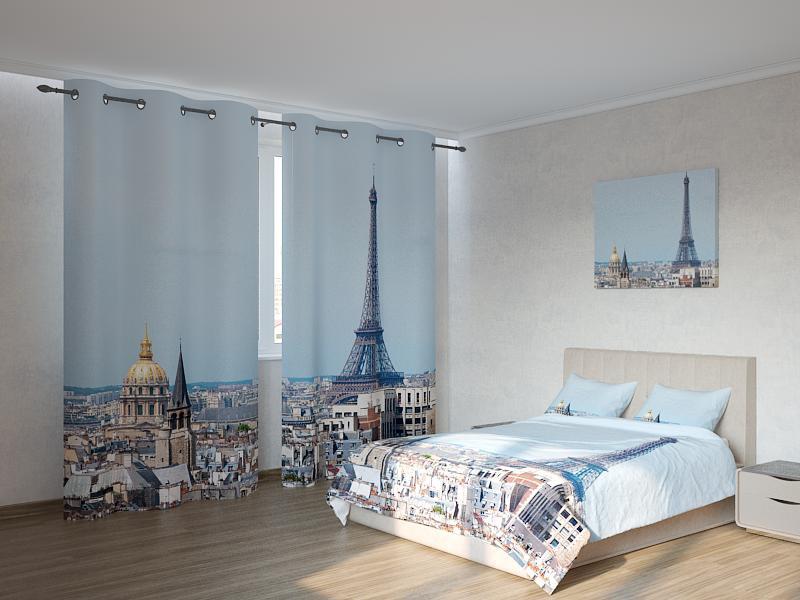 Фотокомплект Париж