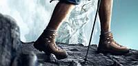 Выбираем ботинки для похода в горы