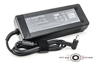 Блок живлення для ноутбуків PowerPlant HP 220V, 19.5 V 120W 6.15 A (4.5*3.0)