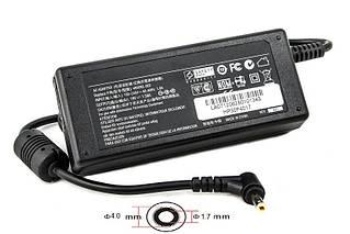 Блок живлення для ноутбуків PowerPlant HP 220V, 19V 30W 1.58 A (4.0*1.7)