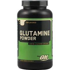 Optimum Nutrition Glutamine Powder, Глутамін (300 гр.)