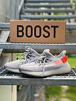 Чоловічі кросівки Yeezy Boost 350 Tail Light, фото 1
