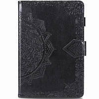 Кожаный чехол (книжка) Art Case с визитницей для Samsung Galaxy Tab A 8.0 (2019) Черный