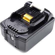 Акумулятор PowerPlant для дамських сумочок та електроінструментів MAKITA 18V 4.0 Ah Li-ion (194205-3)