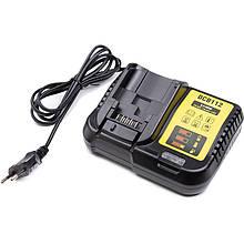 Зарядний пристрій PowerPlant для дамських сумочок та електроінструмент DeWALT 10.8-18V (DEW-DCB112)