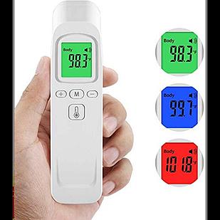 Інфрачервоний безконтактний термометр Sunphor
