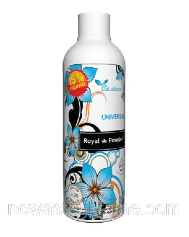 Эко-гель для стирки Royal Powder Universal, 1 л