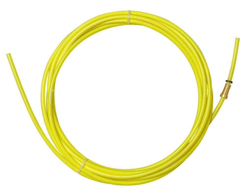 Проволокопровод тефлон для стали и алюминия 2,0 мм 3 m для МИГ/МАГ Горелок ESAB