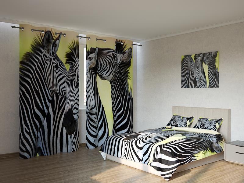 Фотокомплект зебры