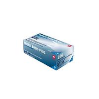 Перчатки нитриловые COBALT BASIC PLUS XS/S нестерильные без пудры 200 шт/пач