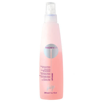 Vitality's Technica 2 Phase - Восстанавливающий двухфазный уход для окрашенных волос 200 мл.