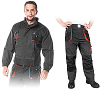 Комплект рабочей одежды FORECO куртка + штаны