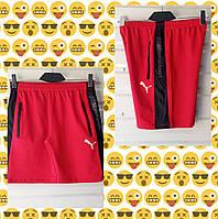 Шорти чоловічі кишені на блискавці пояс на резинці+шнурок Puma розмір норма 46-52,колір уточнюйте при замовленні, фото 1