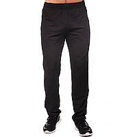 Штаны спортивные прямые мужские Zelart 9305 размер 3XL (180-185см) Black